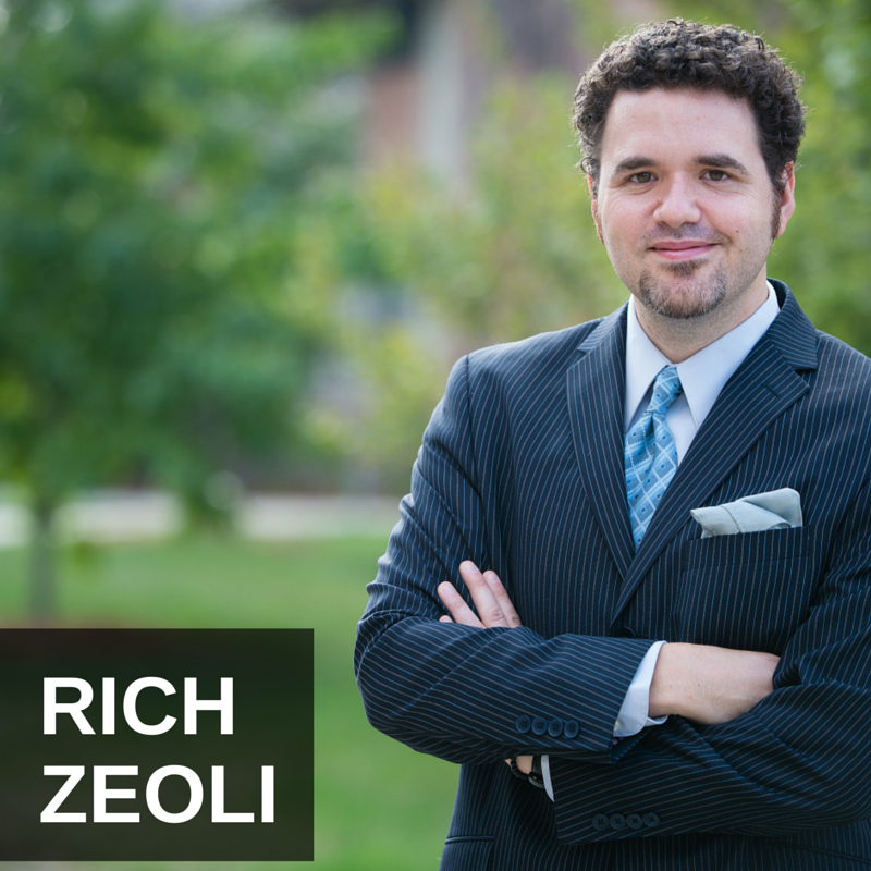 Talk Show Office Interior Design: Principles Of Public Speaking With Rich Zeoli
